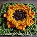 Granny Girasol (Sunflower) pattern
