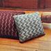 Traveling Vine Pillow pattern