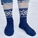Hymes sokker pattern