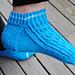Tough Guys wear Anklets Vol 2 pattern