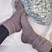AnnaKarin socks pattern
