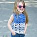 Sunshine and Lace Tank - Child pattern
