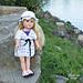 Beach Day Doll Set pattern
