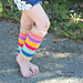 Color Block Leggings pattern
