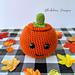 Pumpkin Candy Dish pattern