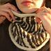 Zebra Cowl pattern
