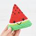 Watermelon Slice pattern