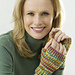 Easy Crochet Wristers pattern