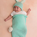 Cottontail Bunny Cocoon & Hat -  Cocoon pattern