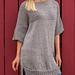 Big Comfy Sweater pattern