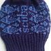 Scuba Fair Isle Hat pattern