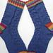 Sock Two pattern