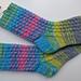 Sock Three pattern