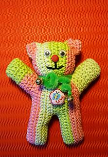 Little crochet teddy bear free pattern   Amigurumi Space   320x222