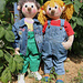 HOLLY & FINN · Life-Size Knitting Dolls pattern