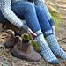 Blayne House Socks pattern