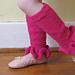 Ruffled Leg Warmers pattern