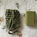 Olive Soap Saver pattern