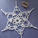 Sailor's Heart Snowflake pattern