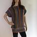 Aran sweater dress pattern