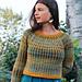 Fogline Pullover pattern