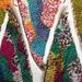 Wavy bunting pattern