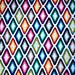 Harlequin (LongGrannyDiamond) pattern