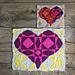 Mosaic Heart pattern