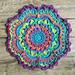 Ray of Hope mandala pattern