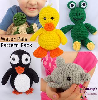 Amigurumi Pack Free Pattern   320x314