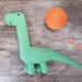 Barry the Brachiosaurus pattern