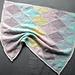 Diamant Baby Blanket pattern