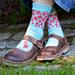 Spring Blossom Socks pattern