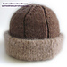 Simply Lined Hat pattern