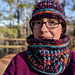 Pebble River Cowl pattern
