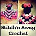 Minnie Inspired Lovey pattern
