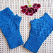 Nordic Lace Mitts pattern