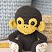 Mambo the Monkey pattern