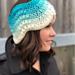 Winter Waves Headband pattern