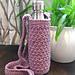 Star Stitch Bottle Holder pattern