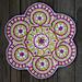 Overlay Mandala No. 3 pattern