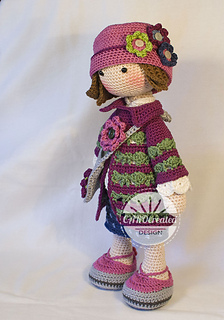 Tilda doll crochet pattern / doll crochet | 320x224