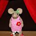Amigurumi Mouse - Female pattern