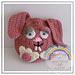 Bunny Gift Pocket pattern