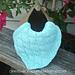 Diamond Seed Stitch Dishcloth pattern