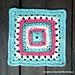 Beautifully Bold Granny Square pattern