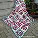 Crochet A Block Afghan 2017 pattern