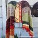 Autumn Falls Wrap pattern