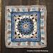 Varuna Afghan Square pattern