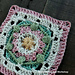 Lily Pond Square pattern